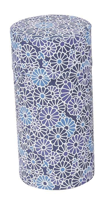 Burk Japansk Stor 200g Blå Blomma