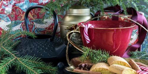 Tehuset Java ditt Julkappshus
