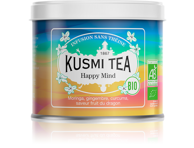 Kusmi Happy Mind Ekologisk 100g