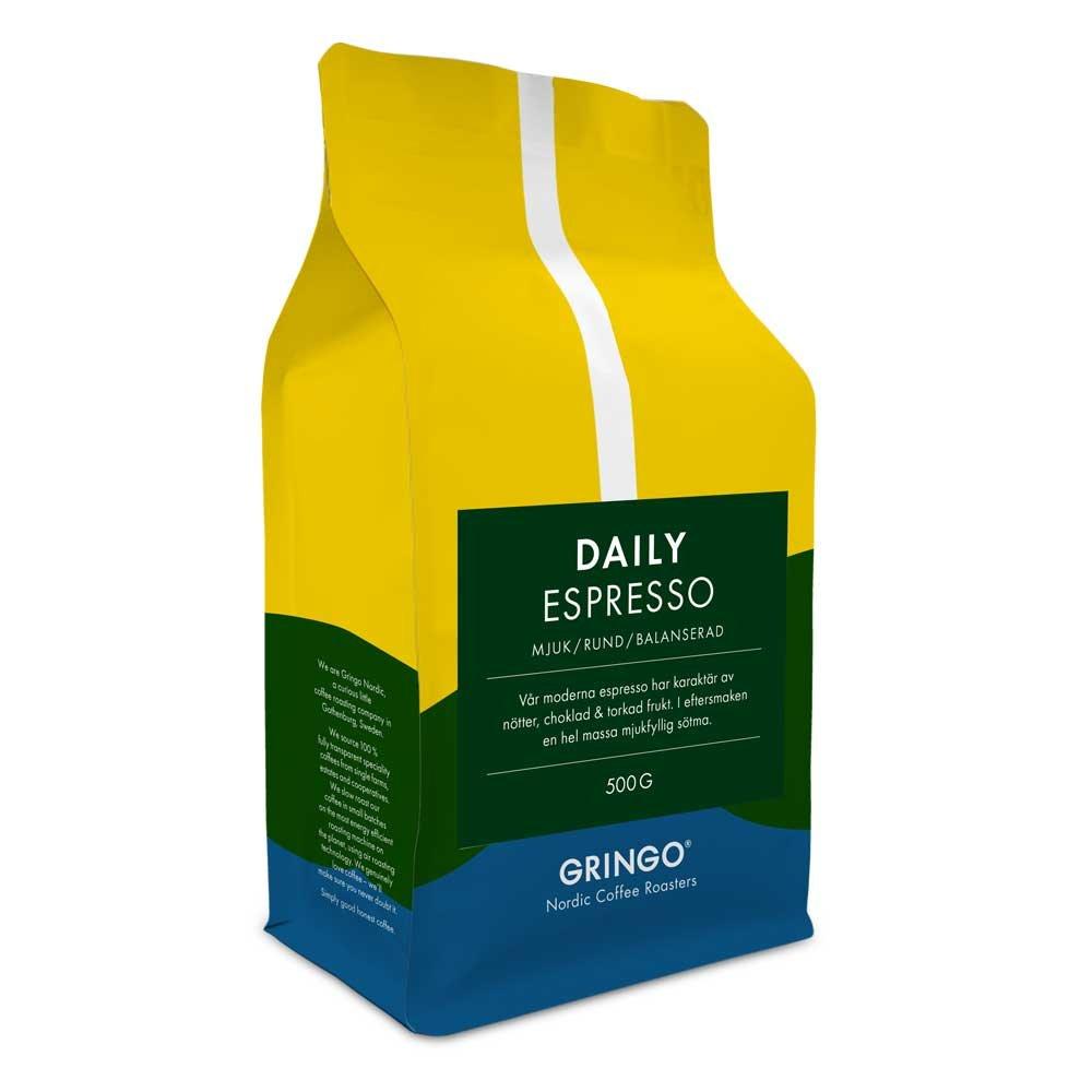 Gringo Daily Espresso 500g