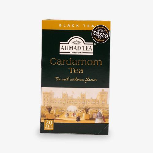 Ahmad Cardamon Tea Påsar