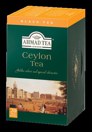 Ahmad Ceylon Tea Påsar