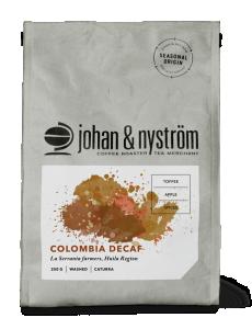 Colombia Decaf 250g Förpackning