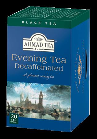 Ahmad Evening Decaf Påsar