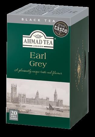 Ahmad Earl Grey Påsar