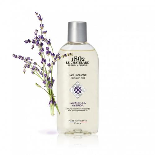 Le Chatelard Shower Gel - Lavender 200 ml