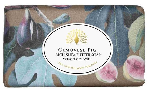 Genovese Fig English Soap Vintage 200g