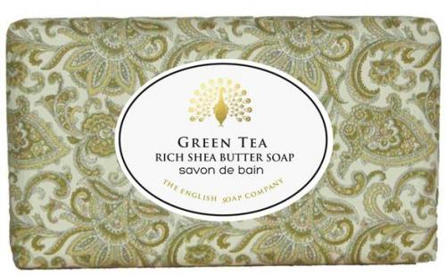 Green Tea English Soap Vintage 200g