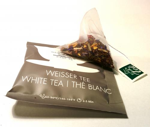 Happy Cup Of Tea White Cassis 12 pack