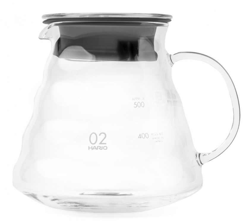 Hario Range Server 600ml Clear