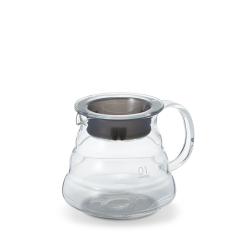 Hario V60 Range Server 01 360 ml clear