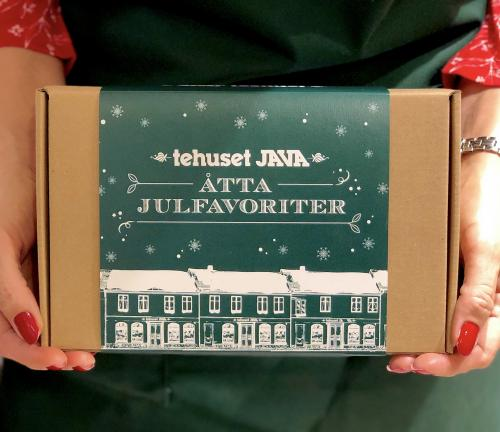 Tehuset Javas Åtta Julfavoriter