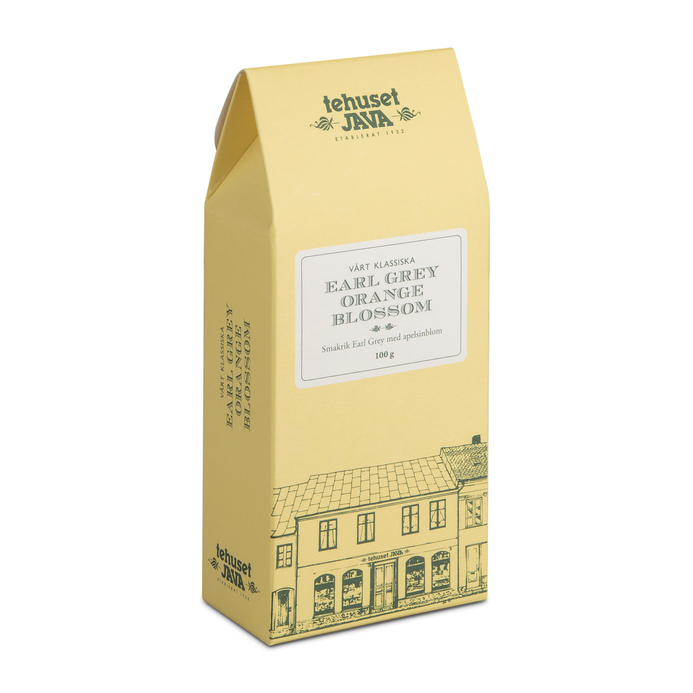 Earl Grey Orange Blossom Presentförpackad 100g
