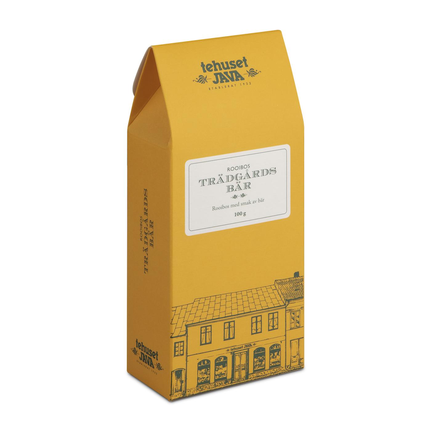 Rooibos Trädgårdsbär Presentförpackad 100g (Blåbär Lingon)