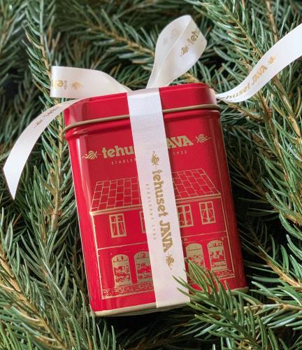 Tehuset Javas Vita Julte 50g i burk