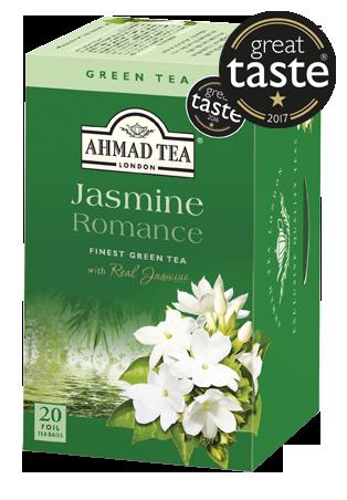 Ahmad Green Jasmine Påsar