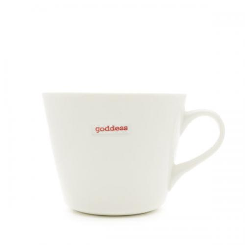 Standard Bucket Mug Goddess 350ml
