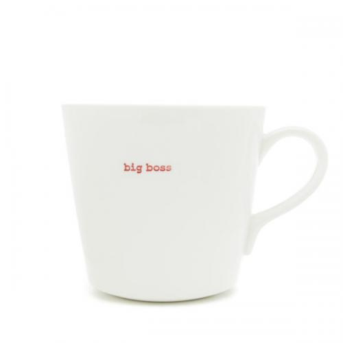 Large Bucket Mug 500ml Big Boss