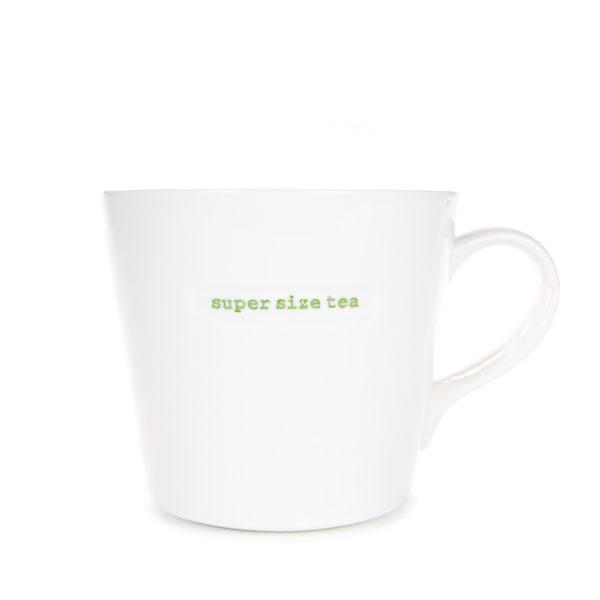 Large Bucket Mug 500ml Super Size Tea
