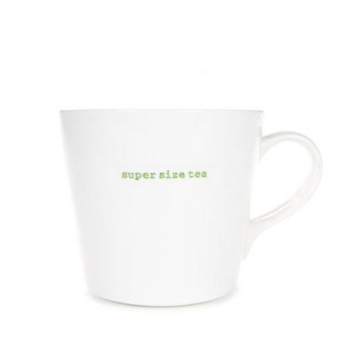 Large Bucket Mug 500ml Super Size Tea