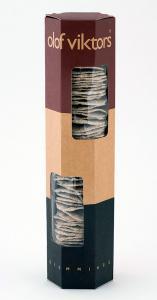 Olof Viktors Mini-knäcke kartong 2x85g