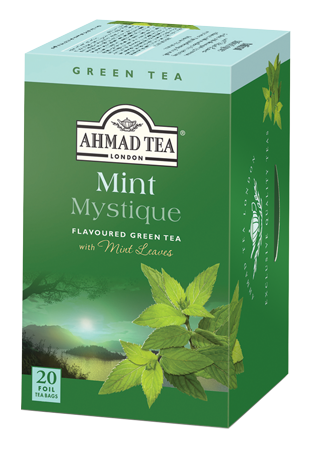 Ahmad Green Mint Tea