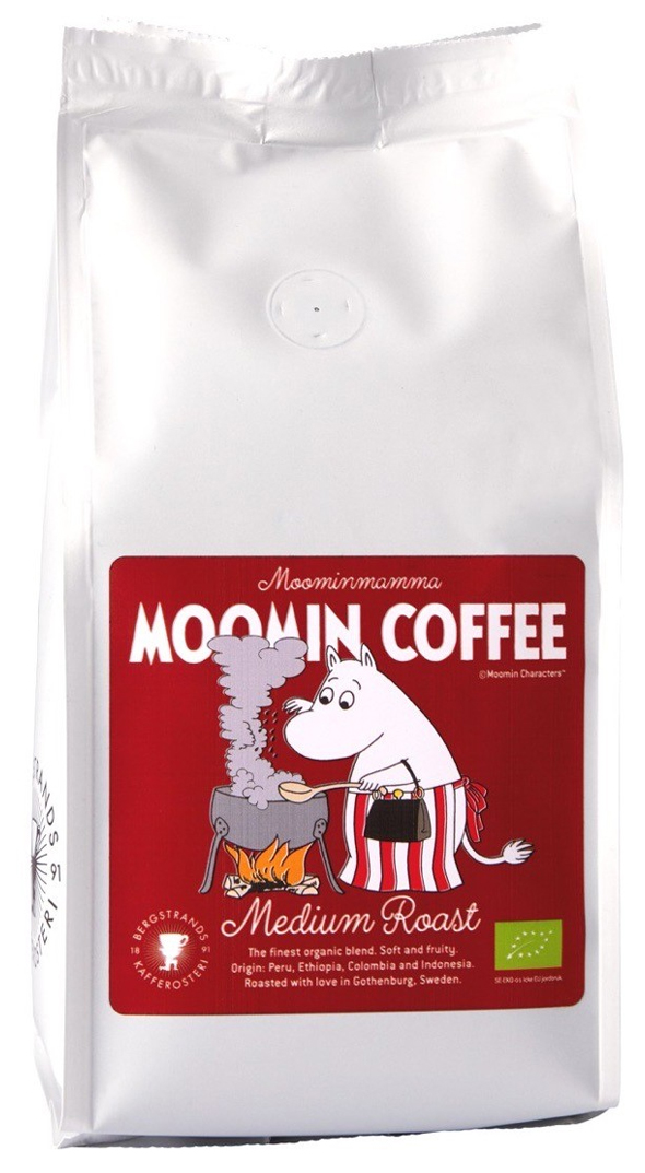 Muminkaffe Medium Roast 250g