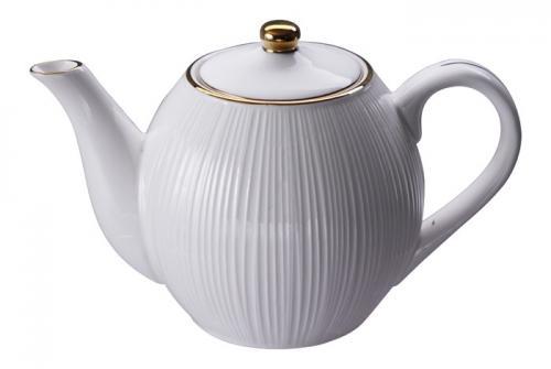 Nippon White Teapot 1,3l