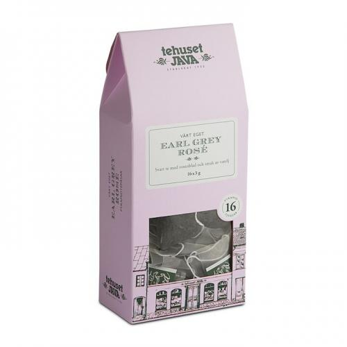 Earl Grey Rose 16 pack Tepåsar