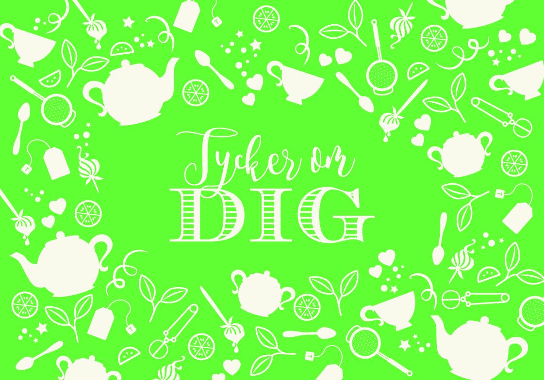 Tevykort Tycker Om Dig