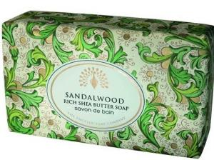 Sandalwood English Soap Vintage 200g