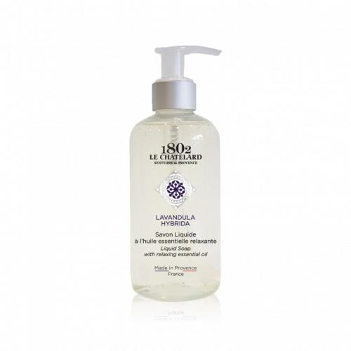 Le Chatelard Liquid Soap - Lavender 250 ml