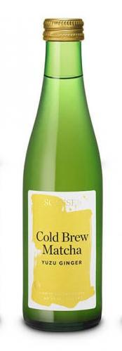 Cold Brew Matcha Yuzu Ginger