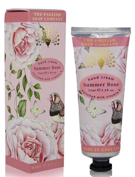 Summer Rose Hand Cream 75ml