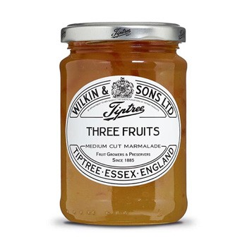 Tiptree Three Fruits Marmelade 340g