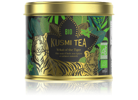 Kusmi Organic Tchai Of The Tiger 100g