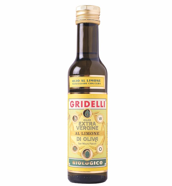 Gridelli Olivolja Limone 250ml