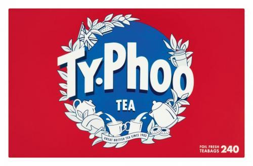 Typhoo 240 Tepåsar