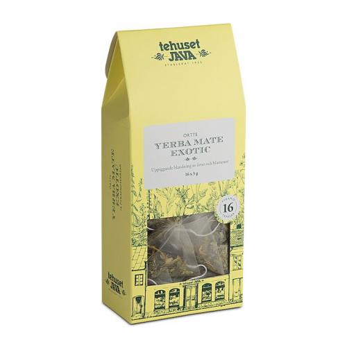 Yerba Mate Exotic 16 pack Tepåsar