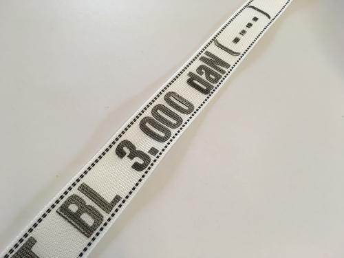 Engångsband 48 mm (3,0 ton - 250 mtr)