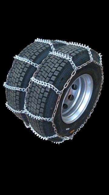 Snökedjor för dubbla hjul - Power A
