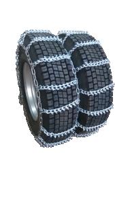 Snökedjor för dubbla hjul - Power D