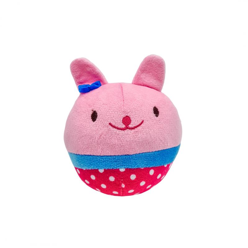 """Mjukisdjur """"Rosa kaninboll"""""""