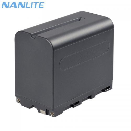 NANLITE BATTERI LI-ION 6000MAH NP-F960 / 970