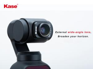 KASE 18MM WIDE-ANGLE LENS FOR DJI OSMO POCKET