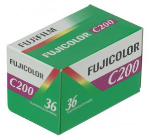 FUJI FUJICOLOR C200 135-36