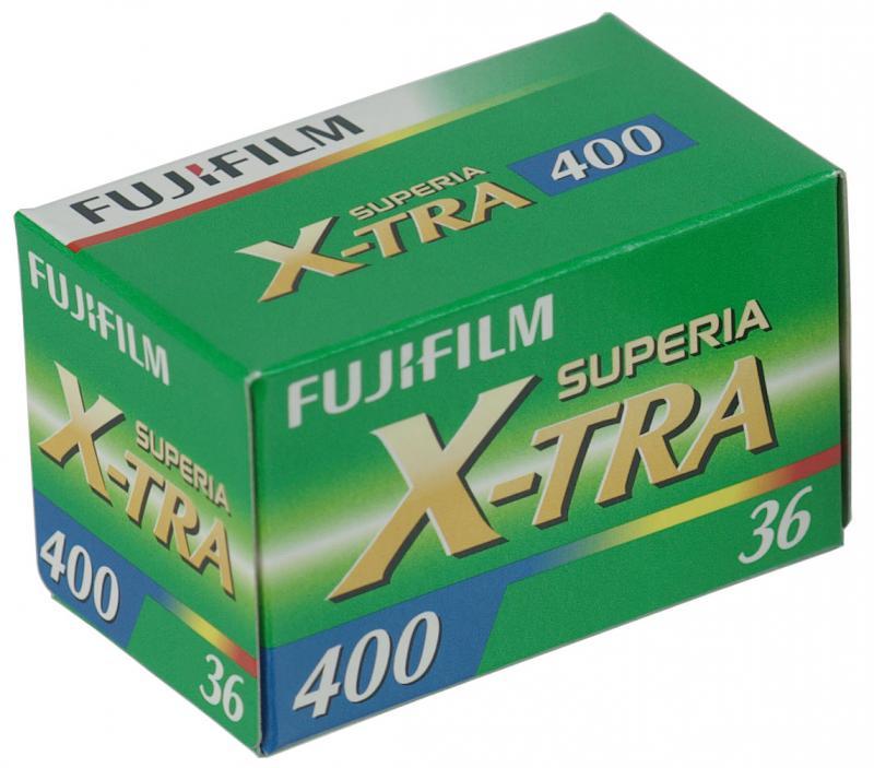 FUJI SUPERIA X-TRA 400 135-36