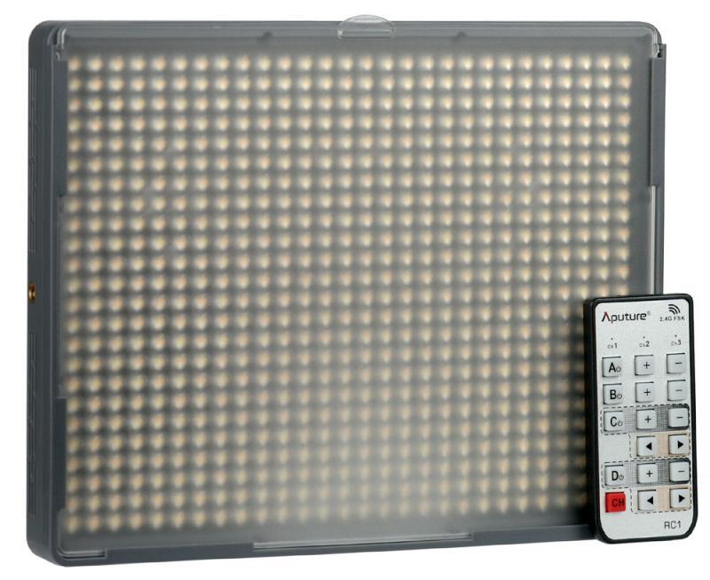 APUTURE AMARAN LED HR 672W