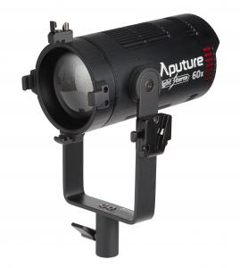 APUTURE LIGHT STORM COB 60X BI-COLOR FOCUSING LED