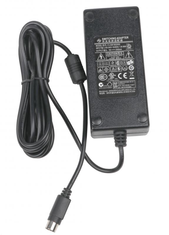APUTURE NÄTADAPTER 18V AL-528 LED (RESERVDEL)